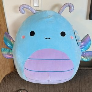 "16"" Heather Squishmallow NWT"